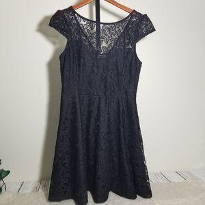Bailey blue dress